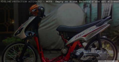 Modifikasi Yamaha Mio Standar by Modifikasi Yamaha Mio Sporty Standar Thecitycyclist