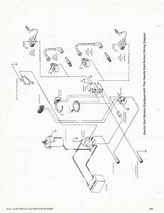 1989 Mercury 25hp Electrical Schematic Page  1