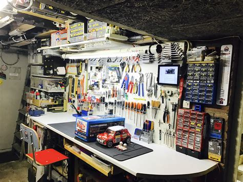 Hobby Bench Rc Cars by The Workshop Of Rc Car Bodyshop Ready For A New Project