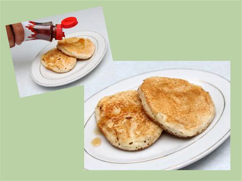 how to make pancakes pancakes without milk or baking powder