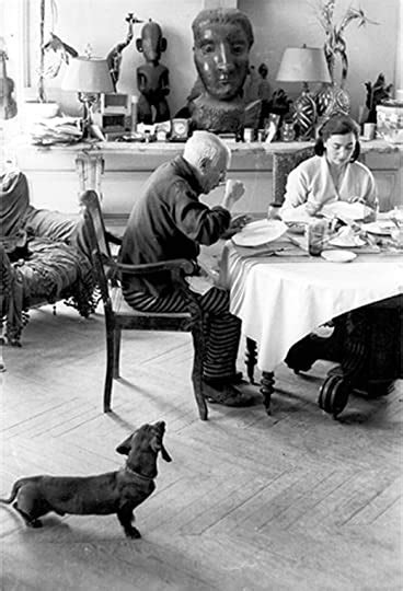 picasso lump  dachshunds odyssey  david douglas duncan reviews discussion bookclubs