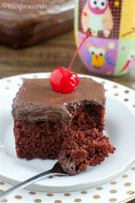 cake chocolate crazy recipe wacky backforseconds