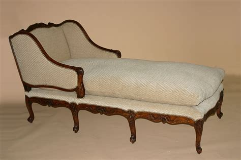 chaise cannée louis xv louis xv period chaise longue