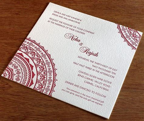 Best Indian wedding invitations card ideas Wedding Clan