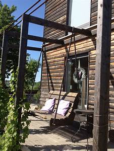 15 pins zu outdoor schaukeln die man gesehen haben muss With französischer balkon mit schaukel garten erwachsene
