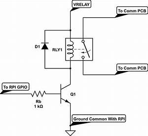 Raspberry Pi Intercom  Switch Using Transistor Or Relay