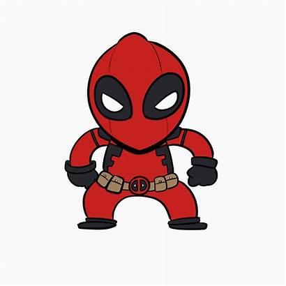 Deadpool Animated Deviantart Fun Favourites
