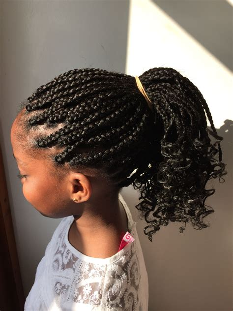 The Single Twist Hairstyle by Singles With Curly Ends Girlyness In 2019 Braids Hair