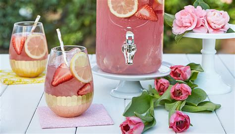 Pink Punch For Baby Shower - pink punch recipes you re gonna tulamama