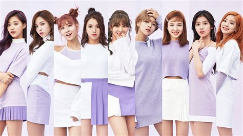 Twice Reveals Member Teaser Images For 'twicecoaster
