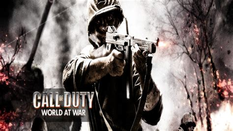 Call Of Duty World At War Full Hd Wallpaper And