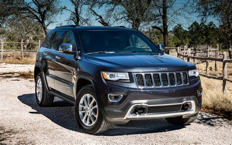 2018 Jeep Grand Cherokee Diesel First Drive Motor Trend