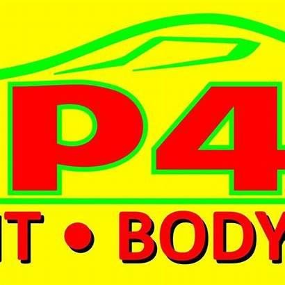 Bodykits P4 Paint