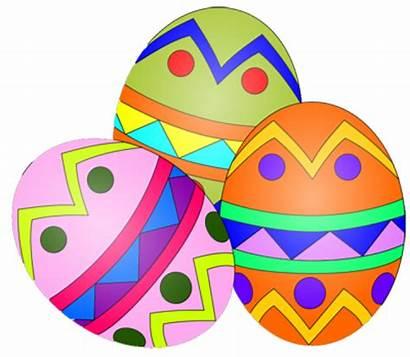 Easter Egg Clipart Eggs Basket Baskets Hunt