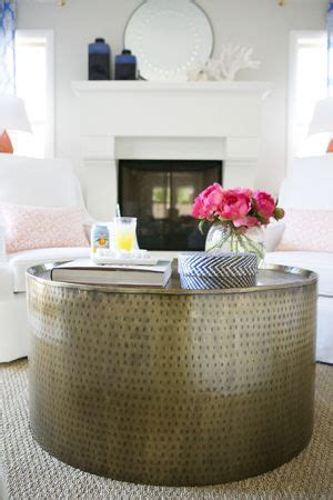 Books provide a great foundation for layering. Studio McGee_Coastal Retreat 17.jpg (With images)   Studio mcgee, Interior, Coffee table