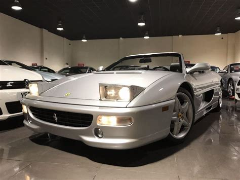 The best ferrari f355 offers from german car ad sites! Used 1998 Ferrari F355 Spider F1 for sale in Lancashire   Pistonheads