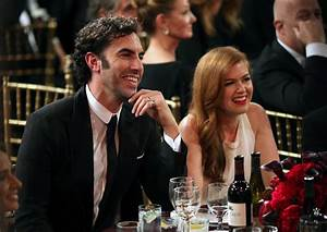 The Isla Fisher, Sasha Baron Cohen Prank That Nobody ...