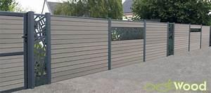 Cloture Aluminium Castorama : des lames d coratives en aluminium pour ma cl ture ~ Melissatoandfro.com Idées de Décoration