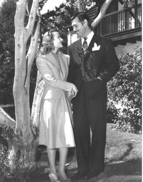 clark gable carole lombard wedding dear mr gable your number one source for all things clark gable the king of hollywood