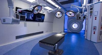 La révolution de l'hôpital et du bloc opératoire.