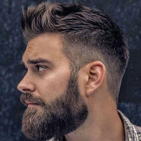 mens hair and beard styles coole bart stile 2018 frisuren 2018 2019 8002