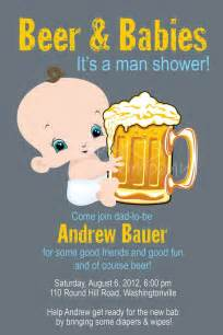 Beer And Diaper Shower by Man Shower Diaper Parties And Diaper Party Invitations On Pinterest