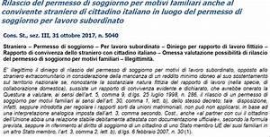 Beautiful Il Documento Di Soggiorno Non è Presente In Archivio ...