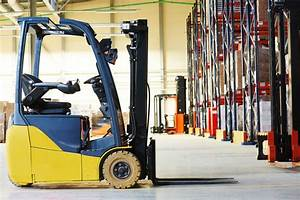 Yale Erc100vh Electric Forklift Review
