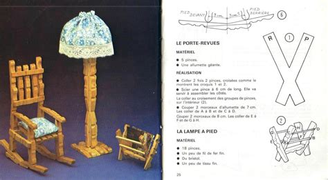 Chaise En Epingle A Linge En Bois by Rocking Chair Les Cr 233 Ations D H 233 L 232 Ne