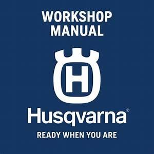 Husqvarna 345 Workshop Manual  U2013 Husqvarna Service Repair