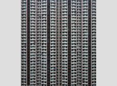 Stunning images of Hong Kong 'living cubicles' that look