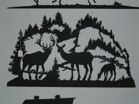 Best Images About Plasma Cut Forest Animals On