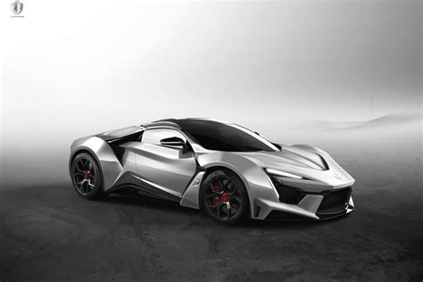 W Motors Fenyr SuperSport Is the Middle East's Idea of a ...