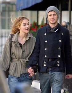 Jamie Dornan and Kiera Knightley | The Movie Fifty Shades ...