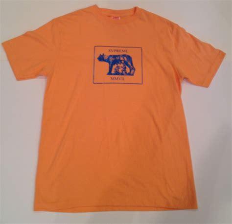 Vintage Supreme Clothing - just added to the shop more vintage supreme t shirts