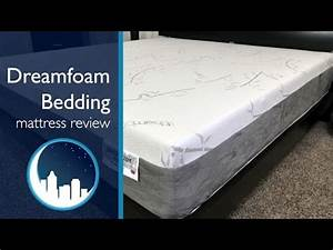 Luxi mattress review doovi for Dreamfoam vs brooklyn bedding