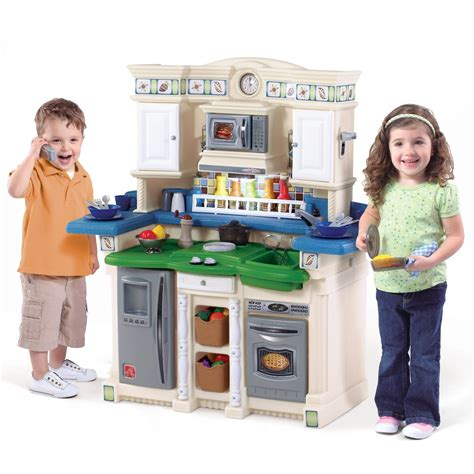 step lifestyle partytime kitchen review ideal   kid