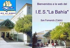 Sitio Web de IES LA BAHÍA