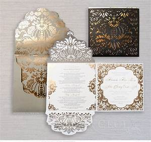 luxury wedding invitations by ceci new york our muse With luxury wedding invitations singapore