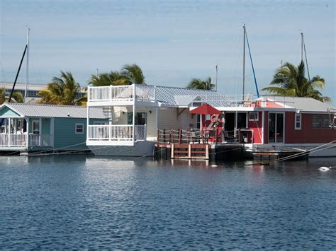 Boat House Marina Village by Pet Friendly Houseboat At The Beautiful Stock Island