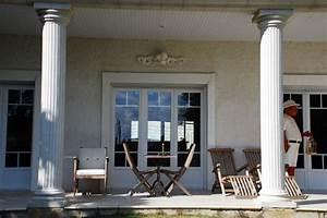 Fenetre 3 Vantaux Pvc : porte fenetre en pvc blanc 3 vantaux avec un faux ouvrants double carreaux haut et bas integres ~ Melissatoandfro.com Idées de Décoration