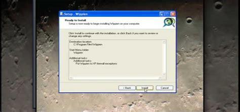 set  wippien vpn  windows xp internet