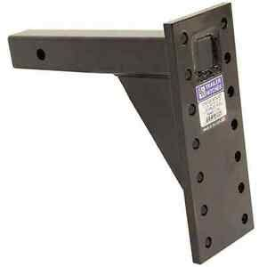 b w hitches pmhd14004 16k hitch pintle plate 14 6 13 quot shank ebay