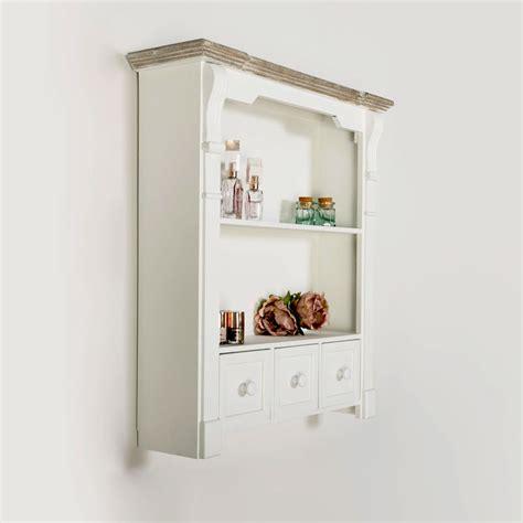 White Wall Shelf Unit by White Wall Shelf Unit With Drawers Daventry White Range