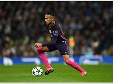 Neymar Photos Manchester City FC v FC Barcelona UEFA