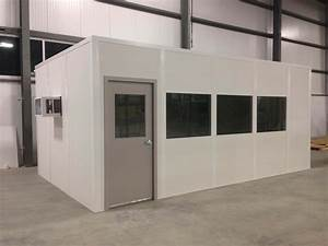 Quick Ship Prefabricated Modular Offices