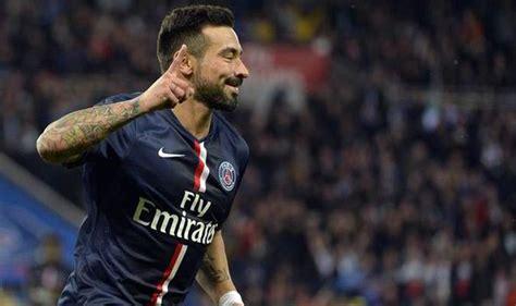 Ezequiel Lavezzi Liverpool Tottenham Paris Saint-Germain ...