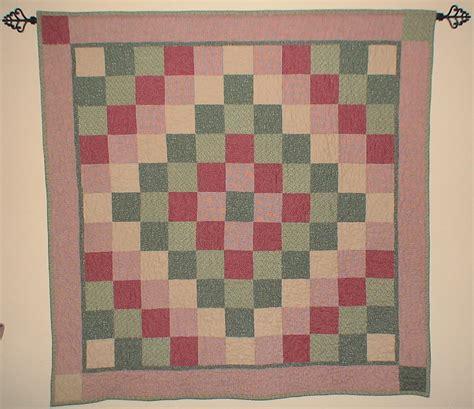 trip around the world quilt pattern backstitch baby quilt in a weekend a pieced