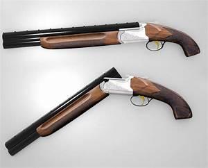 Sawn-off shotguns