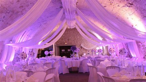 habillage de salle de mariage avec des voilages b and b ev 233 nementiel soci 233 t 233 de d 233 coration
